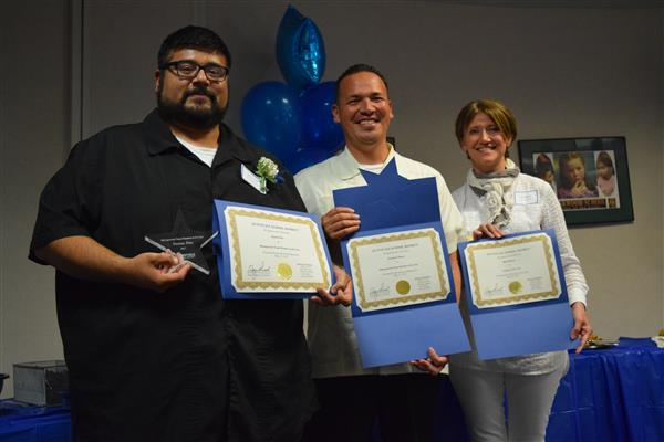 SSD recognizes 2016-17 Employees of the Year