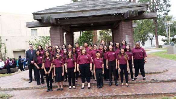 Columbia Middle choir, band, and orchestra take gold and silver in competition