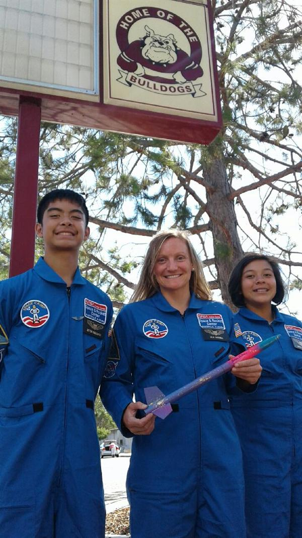 Determined to go to Space: CMS Bulldogs experience U.S. Space Camp over the summer