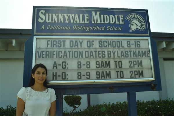 From Scientist to Spartan, Cecilia Mendoza-Torres Mah joins SMS staff