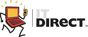 IT Direct Logo Graphic