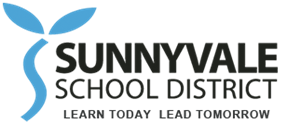 sunnyvale school district seedling logo