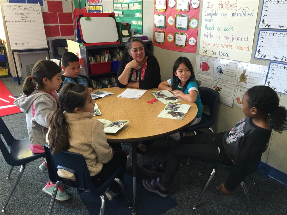 the importance of small group communication in the elementary classroom Communication also involves the teachers' classroom discourse and interaction that deepen thinking to help students internalize and process subject content effective communication must take into account the context and purpose for which teachers and students are communicating.